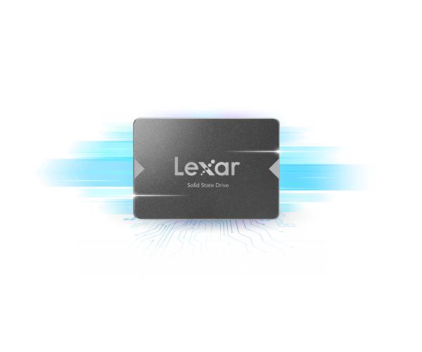 هارد SSD Lexar NS100 256GB Internal Internal