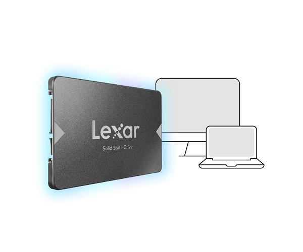 هارد SSD Lexar NS100 128GB Internal Internal