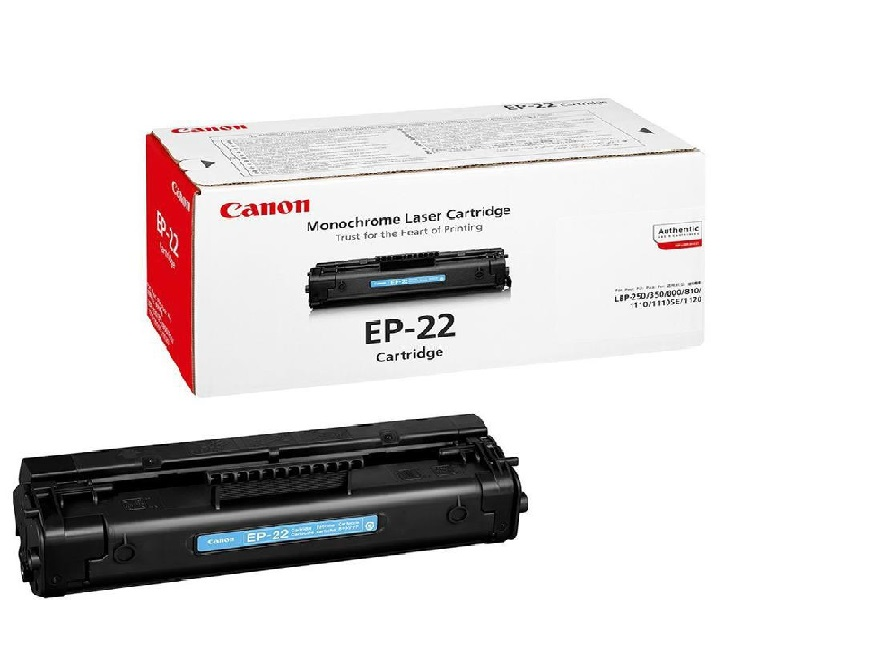 Canon EP-22 Black Toner Cartridge