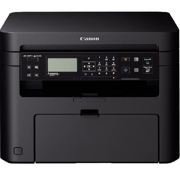 Canon i-SENSYS MF231 Multifunction Laser Printer