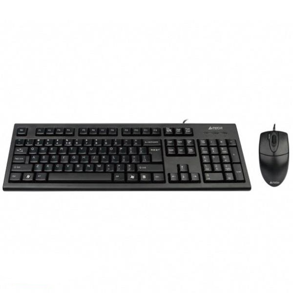 A4tech KR-8520D USB Wired Keyboard and Mouse