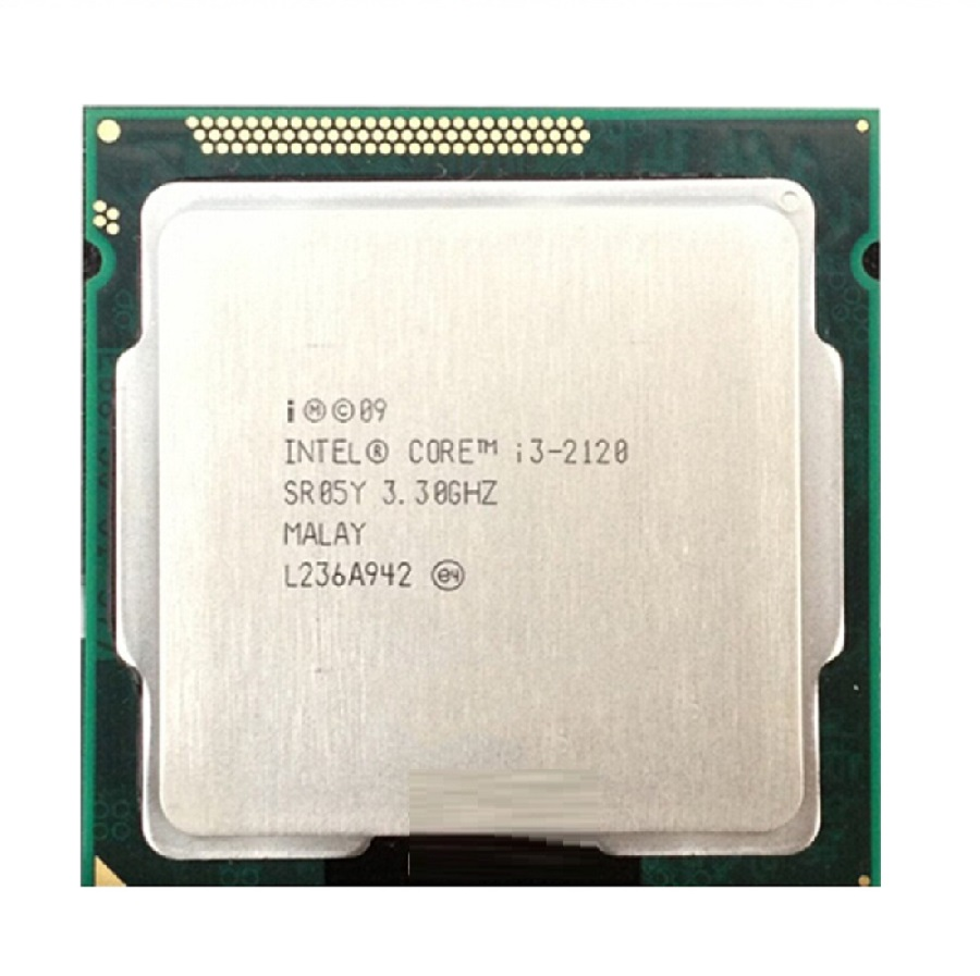Intel Core i3 2120 3.3GHz LGA 1155 Sandy Bridge CPU