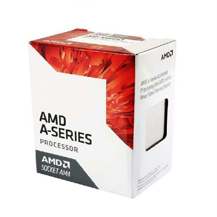 سی پی یو AMD A6-9500 3.5GHz AM4 Bristol Ridge