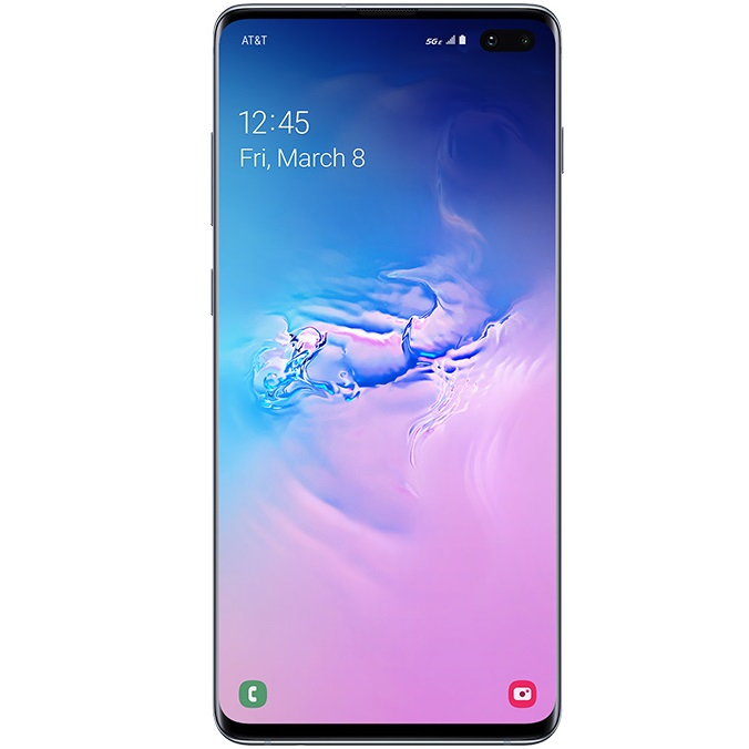 گوشی موبایل SAMSUNG Galaxy S10 Plus LTE 128GB Dual SIM