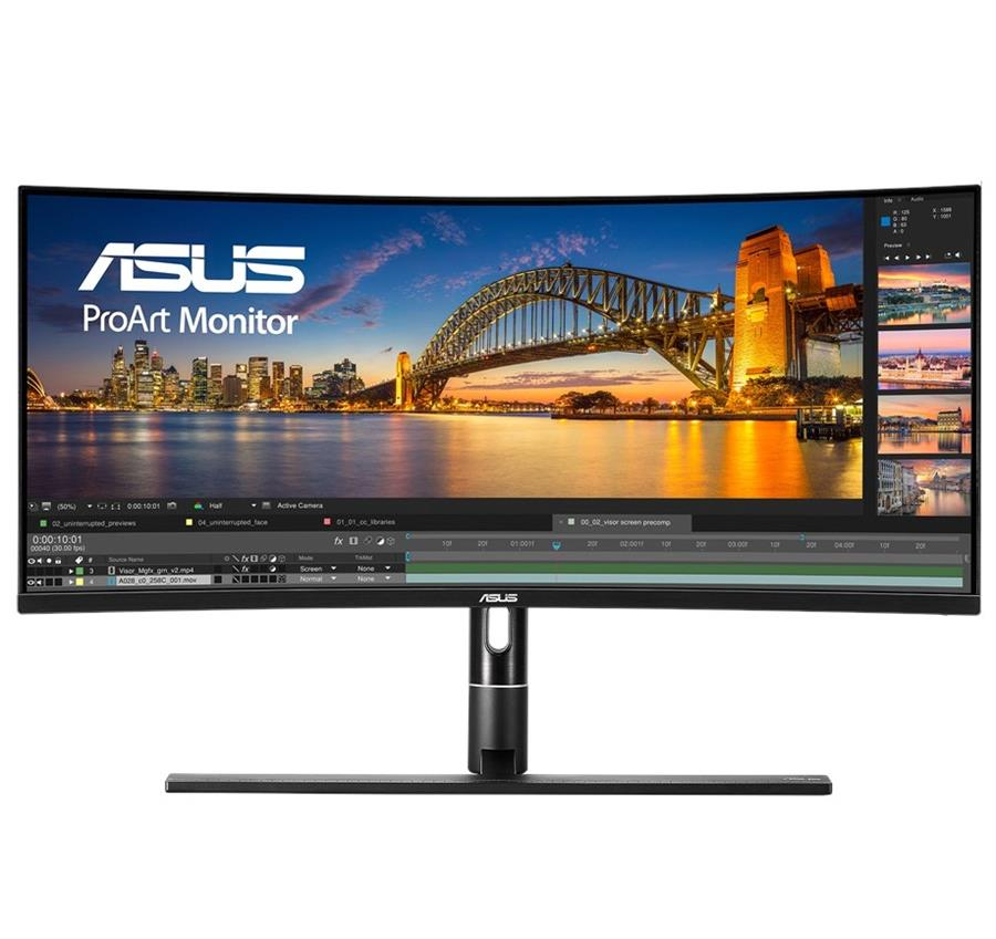 ASUS ProArt PA34VC Curved 34.1 inch Professional Monitor