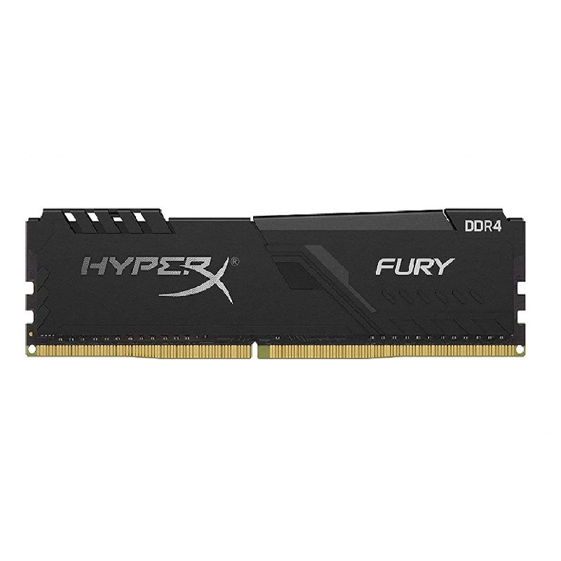 KingSton HyperX FURY DDR4 16GB 3200MHz CL16 Single Channel Desktop RAM