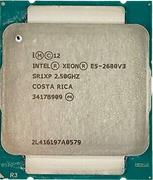 Intel Xeon E5-2680 V3 12Core 2.5GHz LGA2011-3 Haswell CPU